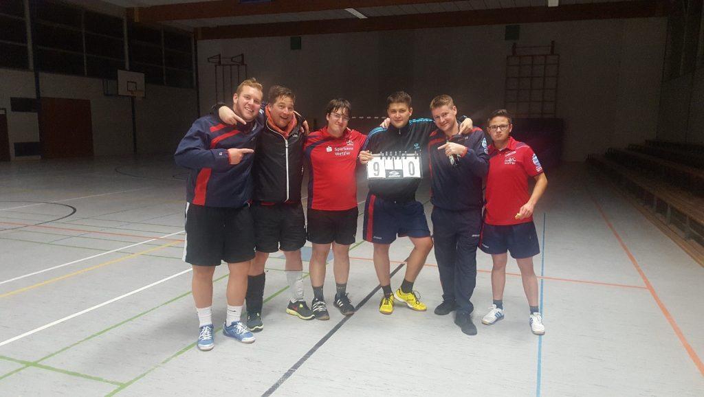 3. Mannschaft gegen Asslar